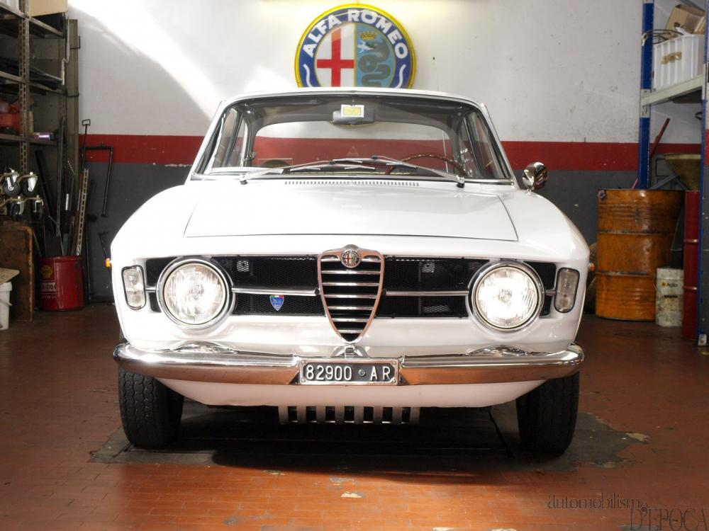Alfa Romeo Gt Junior 1300 1  Parte  U2013 Officina Tagliacollo